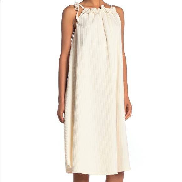 Free People Dresses & Skirts - 🆕 FREE PEOPLE Tie Strap Midi Dress